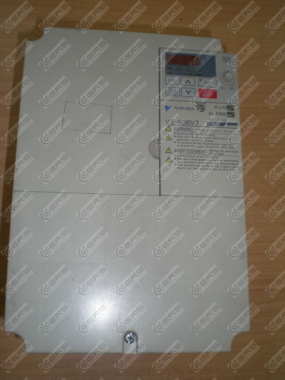 Yaskawa Inverter CIMR-V7AT46P5 Image