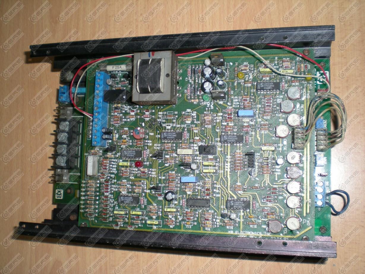DC Board for Plate Motor KBRG-225D Image